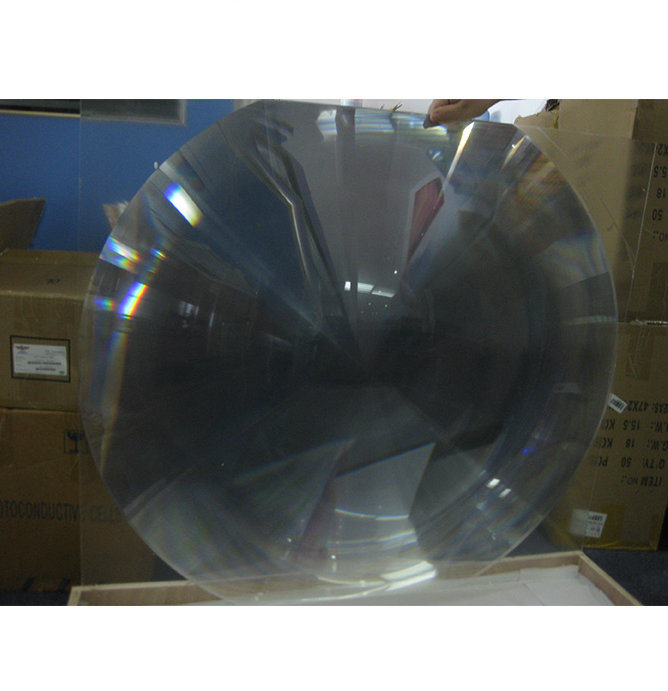 810*910mm Acrylic Optical Solar Energy Large Giant Square Fresnel Lens