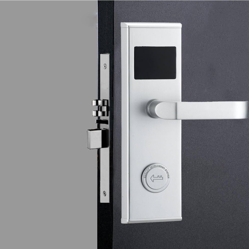 Factory Electronic Lock Smart Digital Card Hotel Lock with Intelligent Hotel Door Lock System
