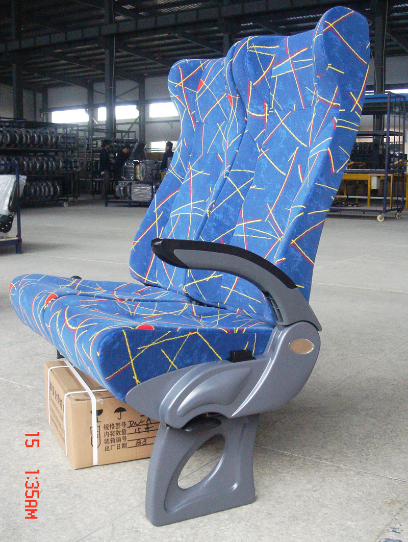 Famous Super Polo Passenger Safety Double Car Boat Coach Intercity Seat F4-3b