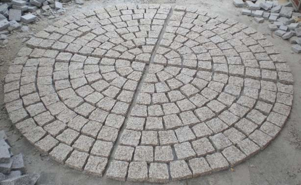 Landscape Granite Paving Stone G603 for Driveway and Garden Path