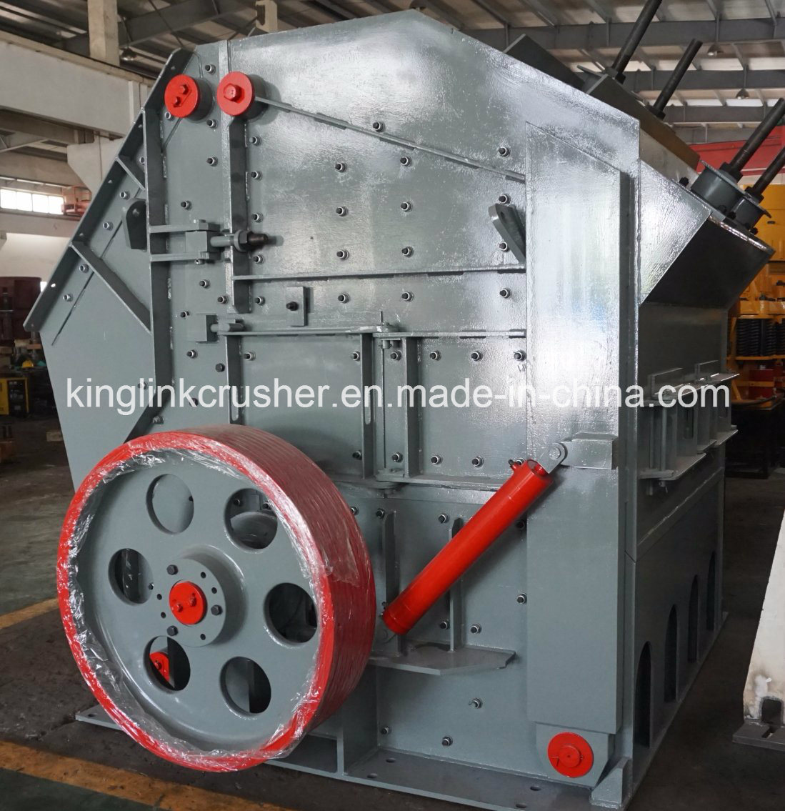 Pfc Series Hydraulic Impact Crusher