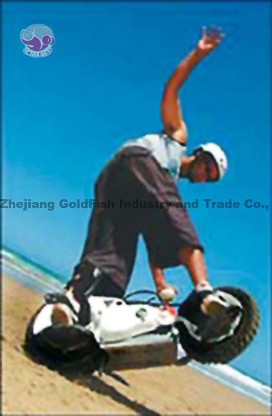 China Wheelman Motowheel Motorized Skateboard Gfwm 001