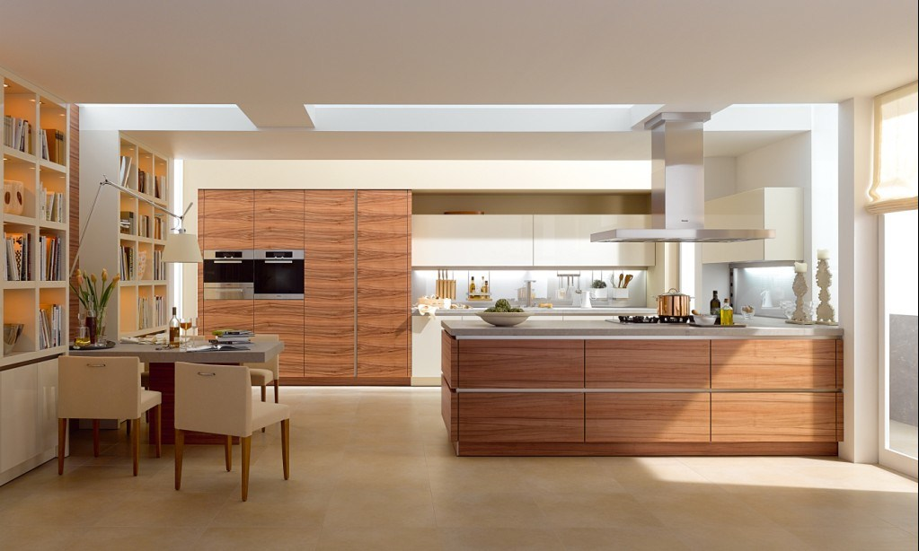Veneer Kitchen Cabient Harz China Kitchen Cabinet Kitchen