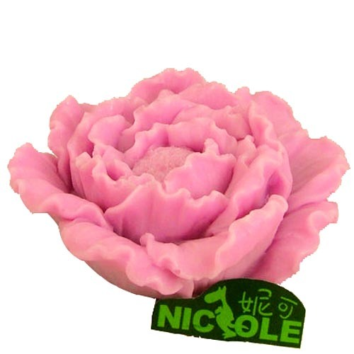 product page soap flower