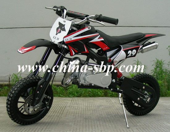 Mini Moto Cross Trail Color Black Sbp China
