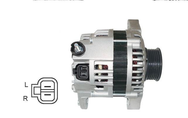 12V 90A Alternator for Hitachi Nissan Lester 13713 Lr190-737