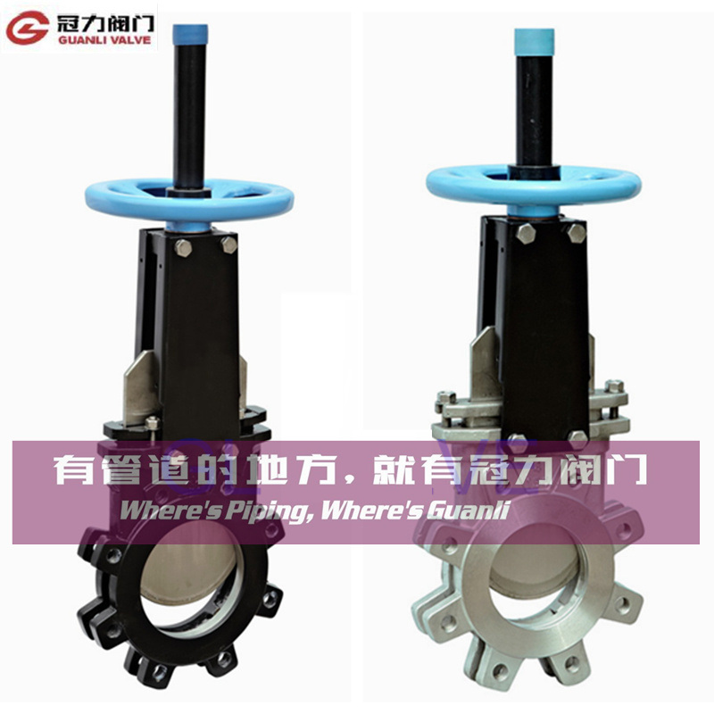 Mss Sp81 Knife Gate Valve with Ce ISO API