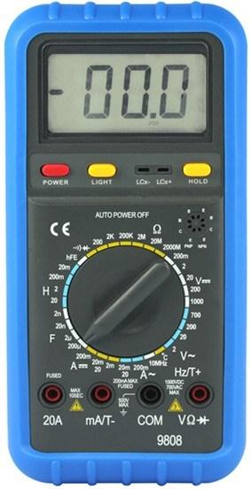 Hp Lcr Meter : China digital lcr meter hp multimeter