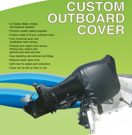 Outboard boat motor cover all boats for Yamaha boat motor covers