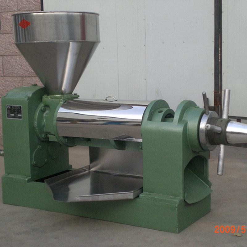 Advanced Oil Processing Machine