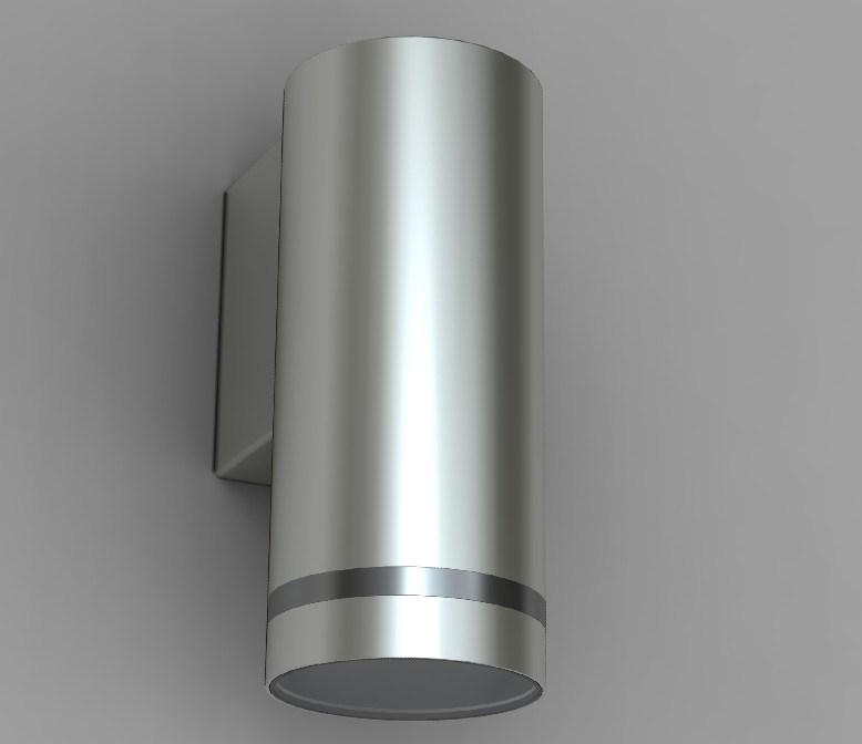 Wall Mounted Spot Lamps : Surface Mounted Single Fixed Wall Spot Lamp - China Spot Lamps, Spot Wall Light