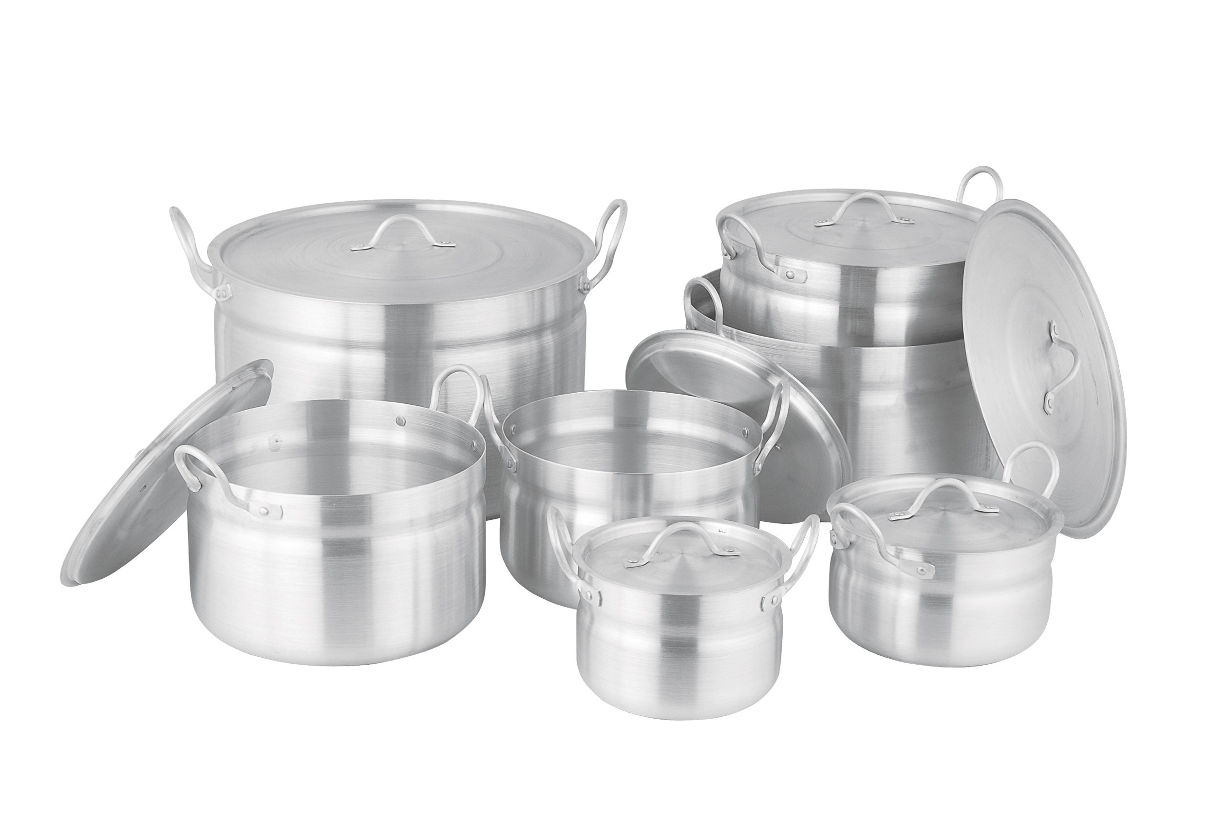 The gallery for aluminum pot for Cuisine aluminium
