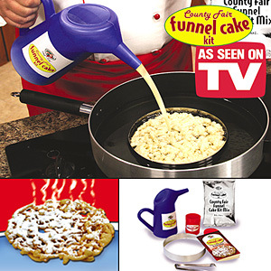 Funnel Cake Making Kit Video Search Engine At Search Com