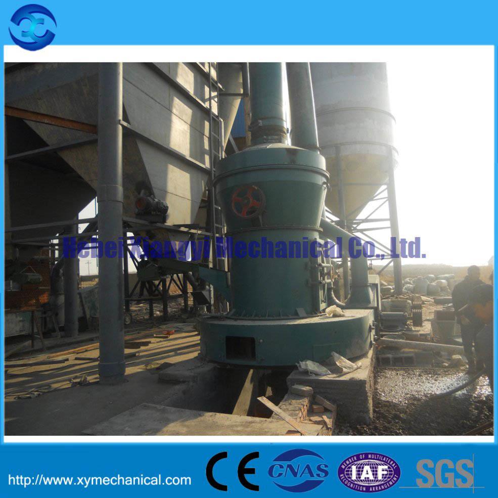 Gypsum Powder Production Line - Gypsum Powder Plant - Powder Making
