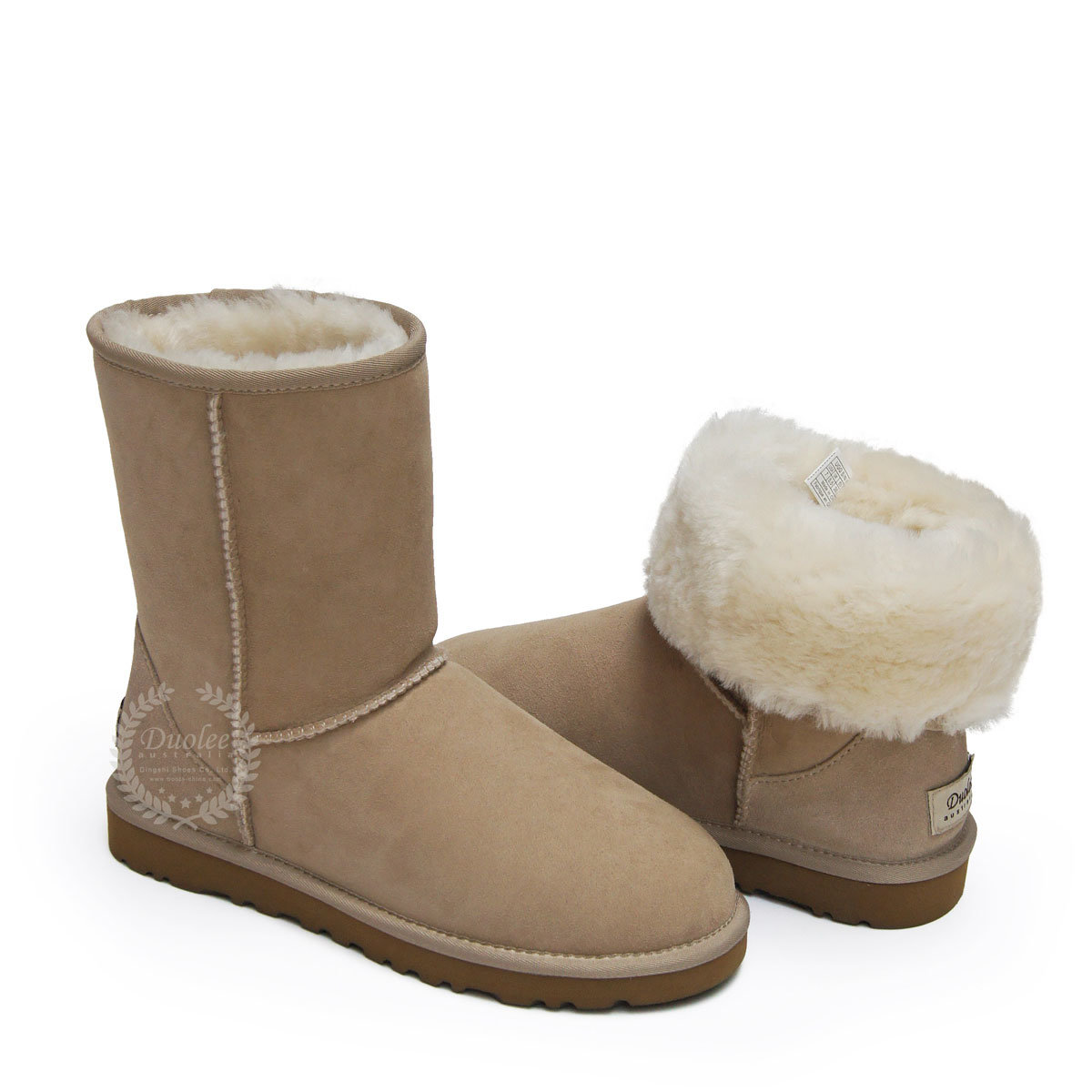 Innovative Women Winter Boots Warm Snow Boots Fashion Heels Ankle Boots For Women