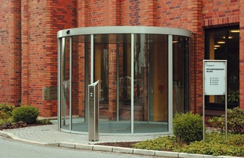 Automatic Curved Door (RST-C10)