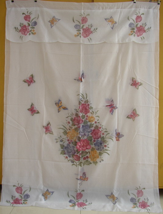 Butterfly Kitchen Curtains Curtains Blinds