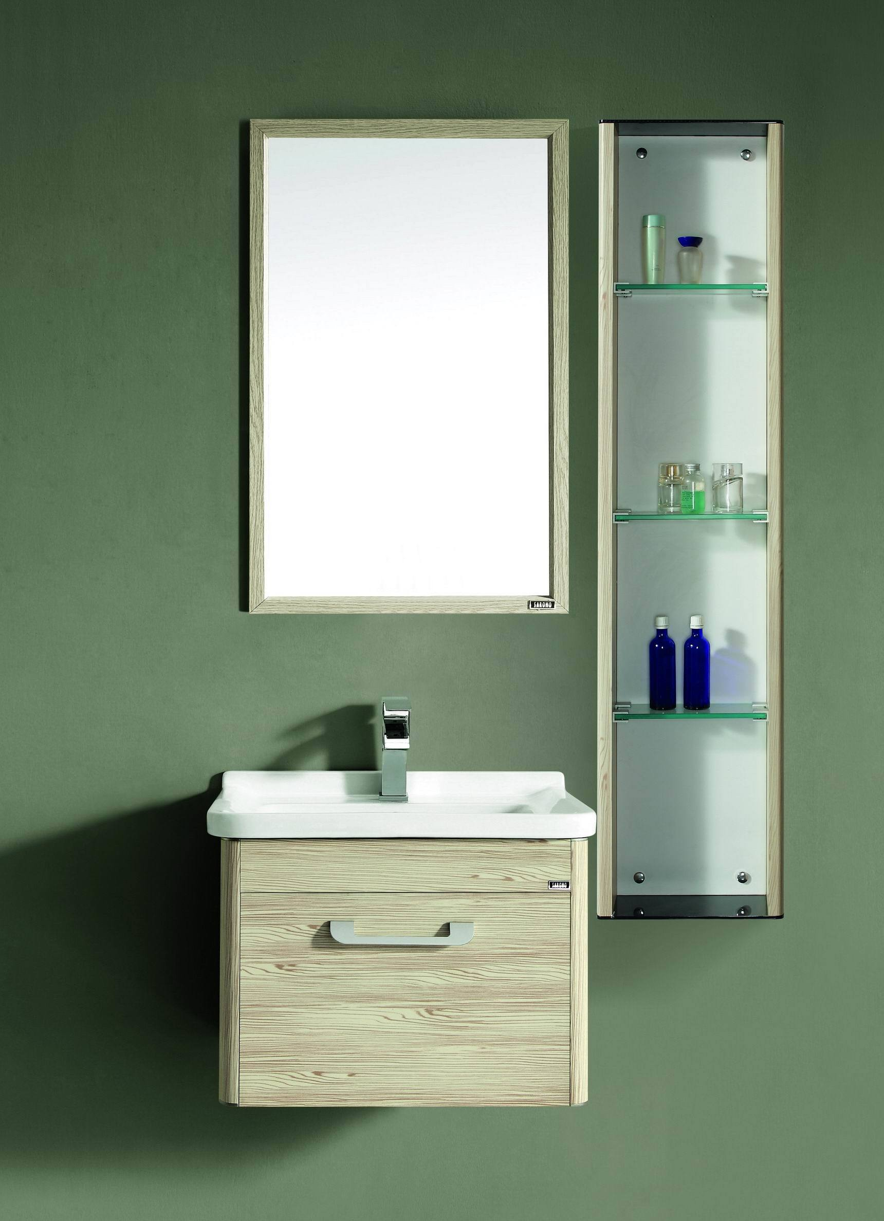 China Metal Bathroom Cabinet Vanity Ws 66006 China Stainless Cabinet Bathroom Appliance