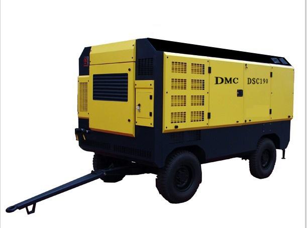 25m3/Min14bar, Diesel Driven Screw Compressor