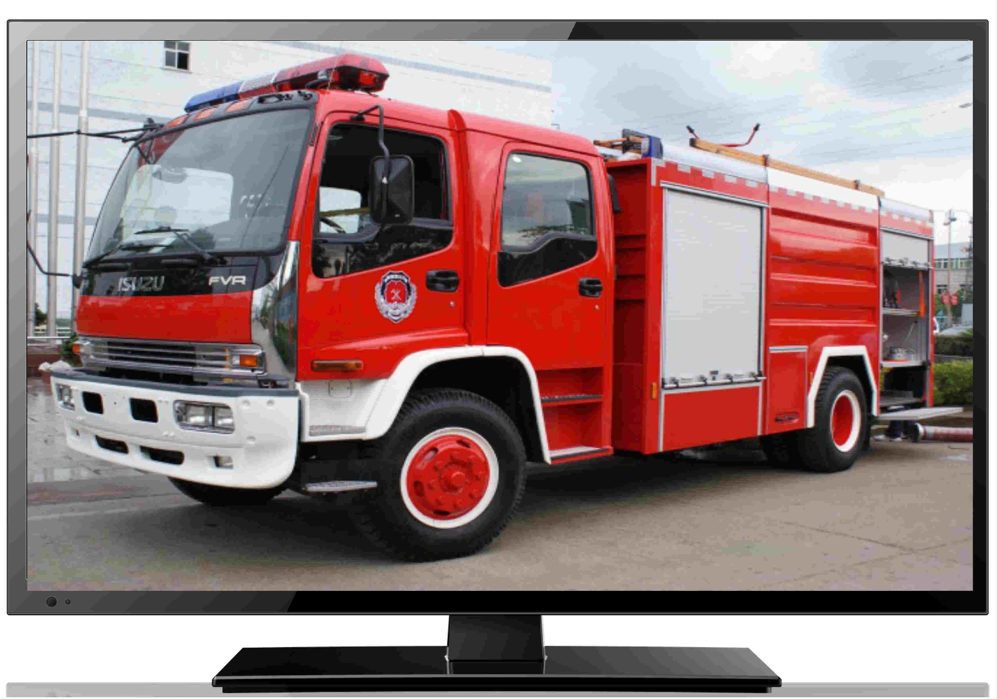 12 Volts Car TFT LED TV Built in DVB-T Tuner