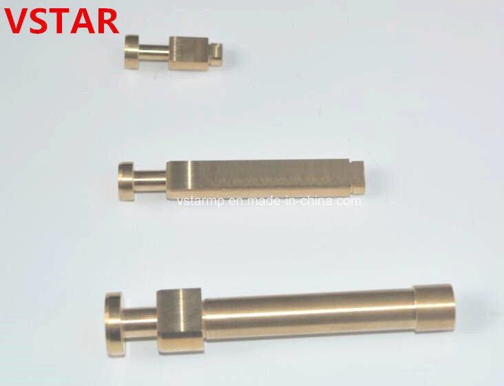 High Precision Stainless Steel Part by CNC Machining for Machine
