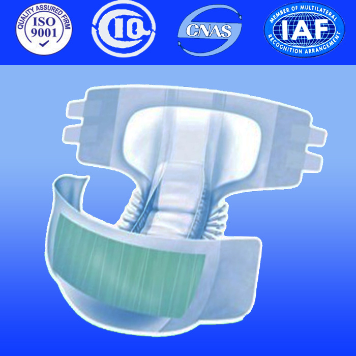 Adult Disposable Diaper Pad Wtih Wetness Indicator for Medical Incontinence Diaper (A401)