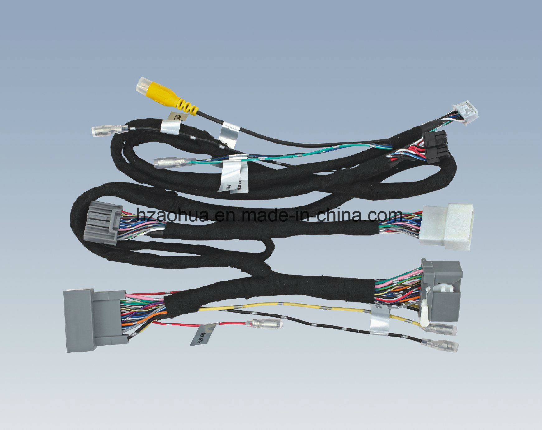 in Car Electronics Wire Harness