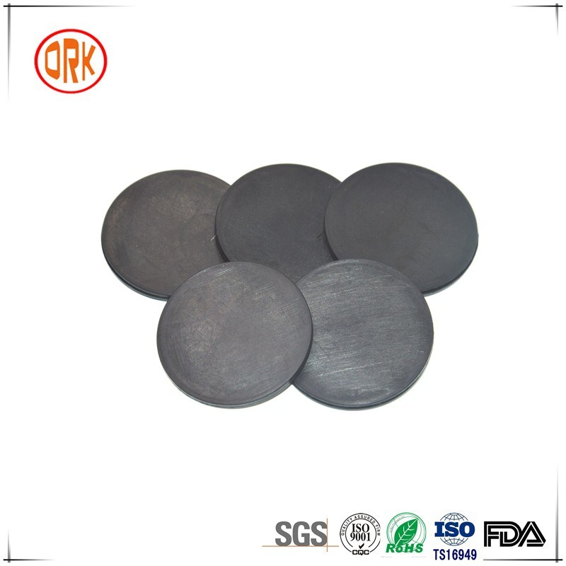 EPDM Black Rubber Gasket Aging Resistance for Pneumatic Sealing
