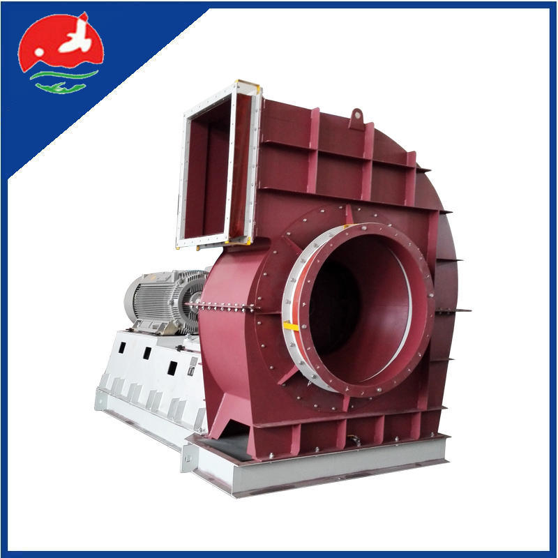 Y5-51 Series Induced Draught Fan for Papermaking Exhausting System