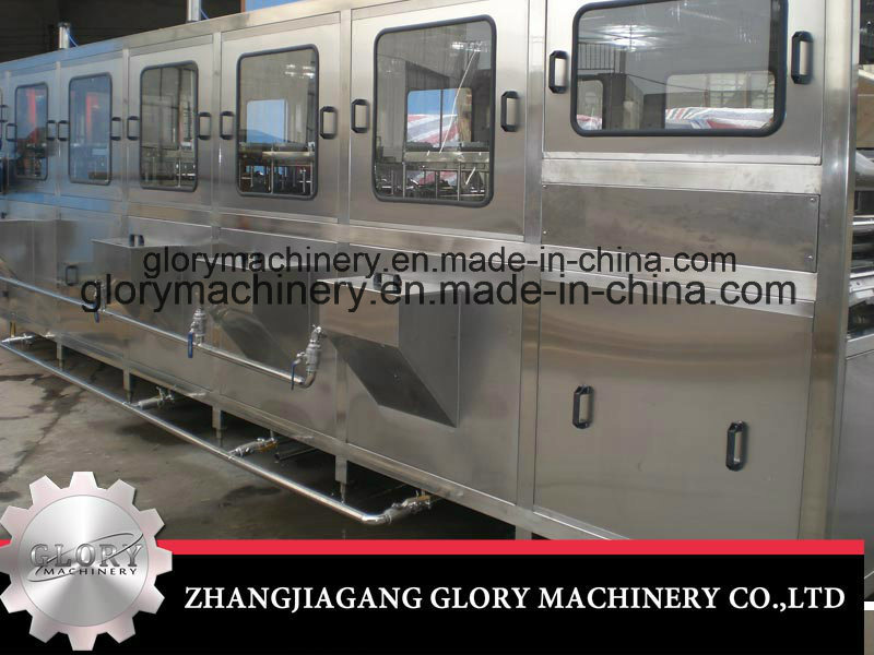 Qgf1200 Automatic Water Filling Line Machine