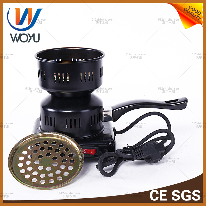 Temperature Control Hookah Accessories Charcoal Stove for Carbon Burning