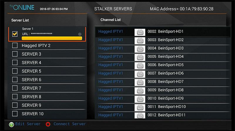 Ipremium I7 IPTV Box Middleware Stalker DVB-S2 Cccam Newcamd Live TV VOD IPTV Server