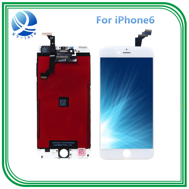 New Brand No Dead Pixel Mobile Screens for iPhone 6 LCD Screen
