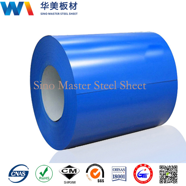 Building Materials Colorful Roofing for Wall Decoration Steel Sheet