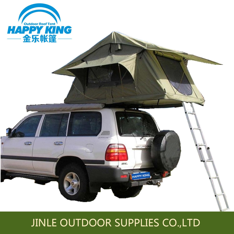 Offroad Car Pop up Roof Top Tent