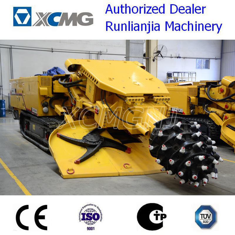 XCMG Ebz135 Boom-Type Mining Roadheader 660V/1140V with Ce