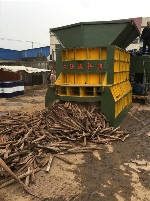 Ws-1000 Horizontal Shearing Machine