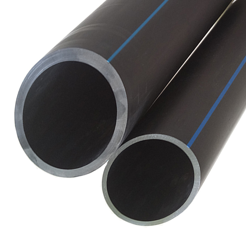 Reasonable Price Plastic High Density Polyethylene Drain Pipeline