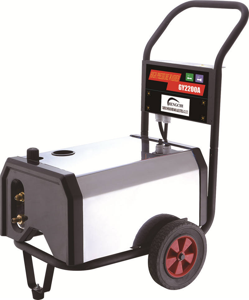 Professional Copper 150bar 2200W Cheap Electric portable High Pressure Car Washer