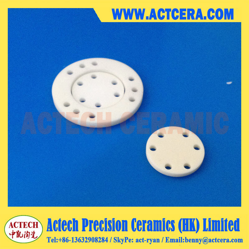 Precision Zirconia Ceramic Products China Supplier
