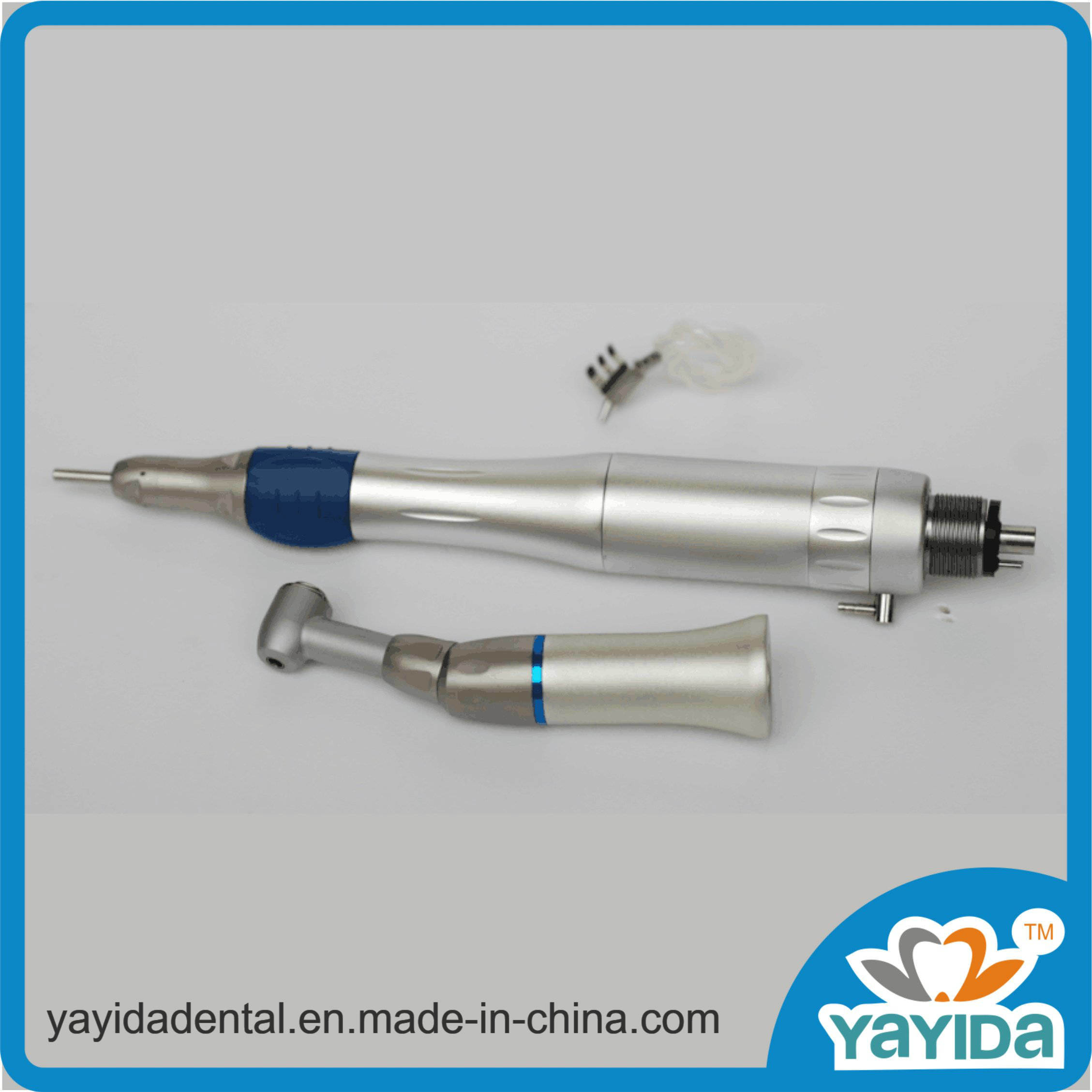 External Low Speed Handpiece Used in Dental Chair for Dentists