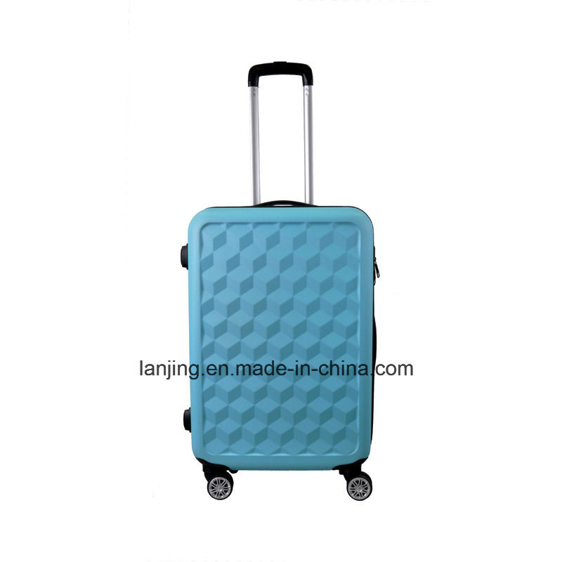 ABS Protector Water Cube Trolley Case Luggage