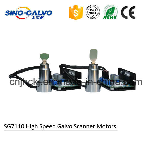 Cost-Effective Sg7110 Galvo Head for CO2 Laser Marking