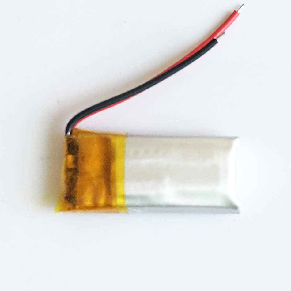 3.7V 50mAh 360821 Lithium Polymer Lipo Rechargeable Battery Li Ion for MP3 Bluetooth Recorder Headphone Headset