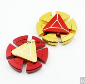 Popular Toy Iron Man Hand Spinner Fidget Spinner