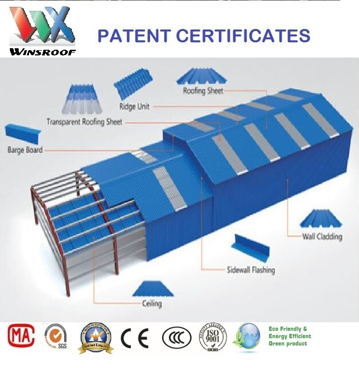 Wins Carbon-Fiber Roof Tile-Teja Fibrocarbonada