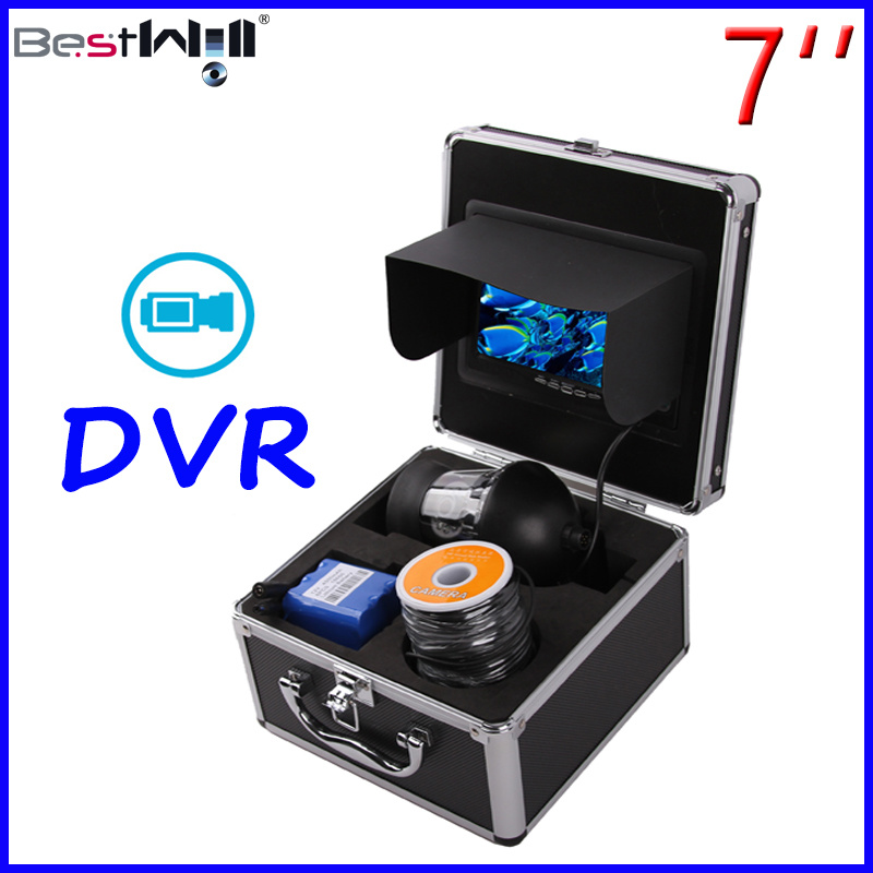 Underwater Camera 360 Degree Camera 7′′ DVR Video Recording 7C3