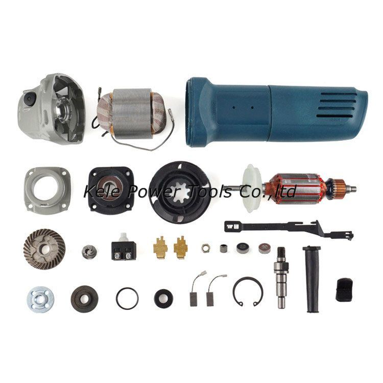 Bosch Gws6-100 Spare Parts