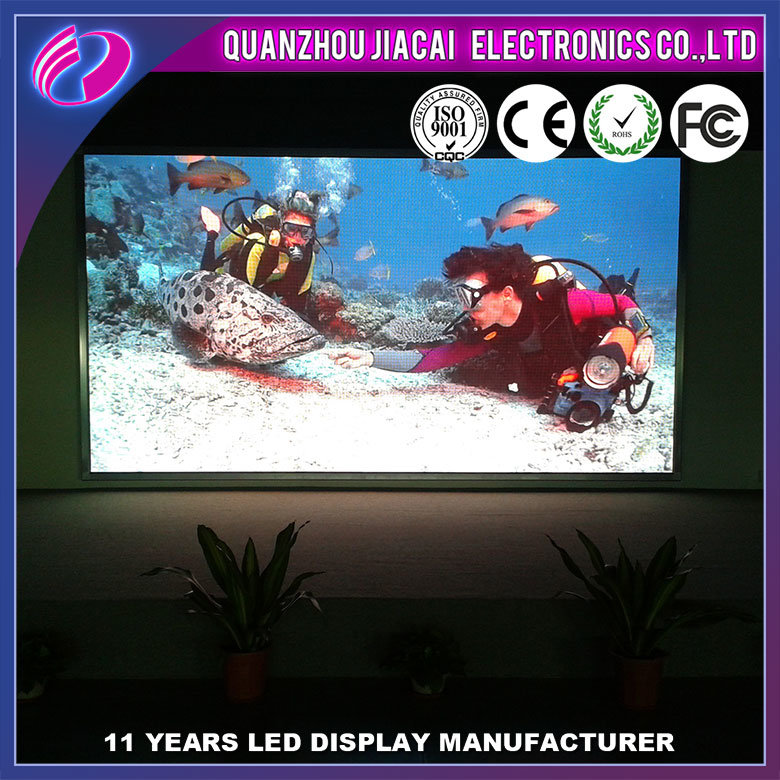 Indoor Video Play P5 Paper Thin Big LED Digital Display Board