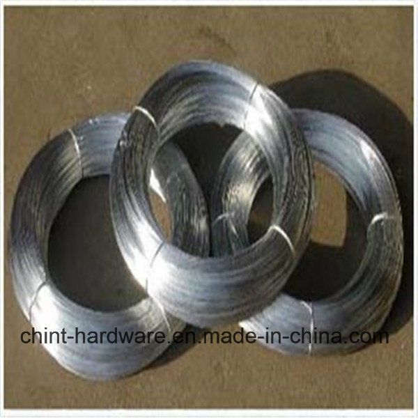 Low Price Galvanized Rolls Wire/Binding Wire Made-in-China Gold Supplier